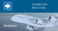AescuLink System - Broschure for Civil Aviation